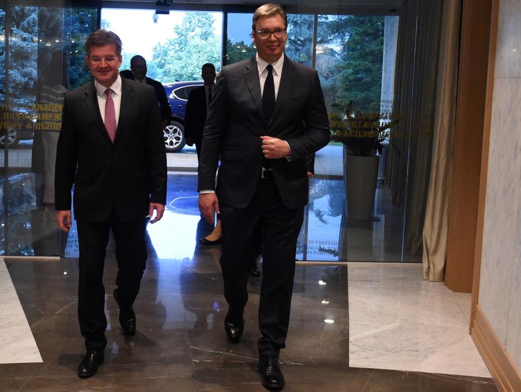 Vučić: Očekujemo nastavak dijaloga, moguće već u julu