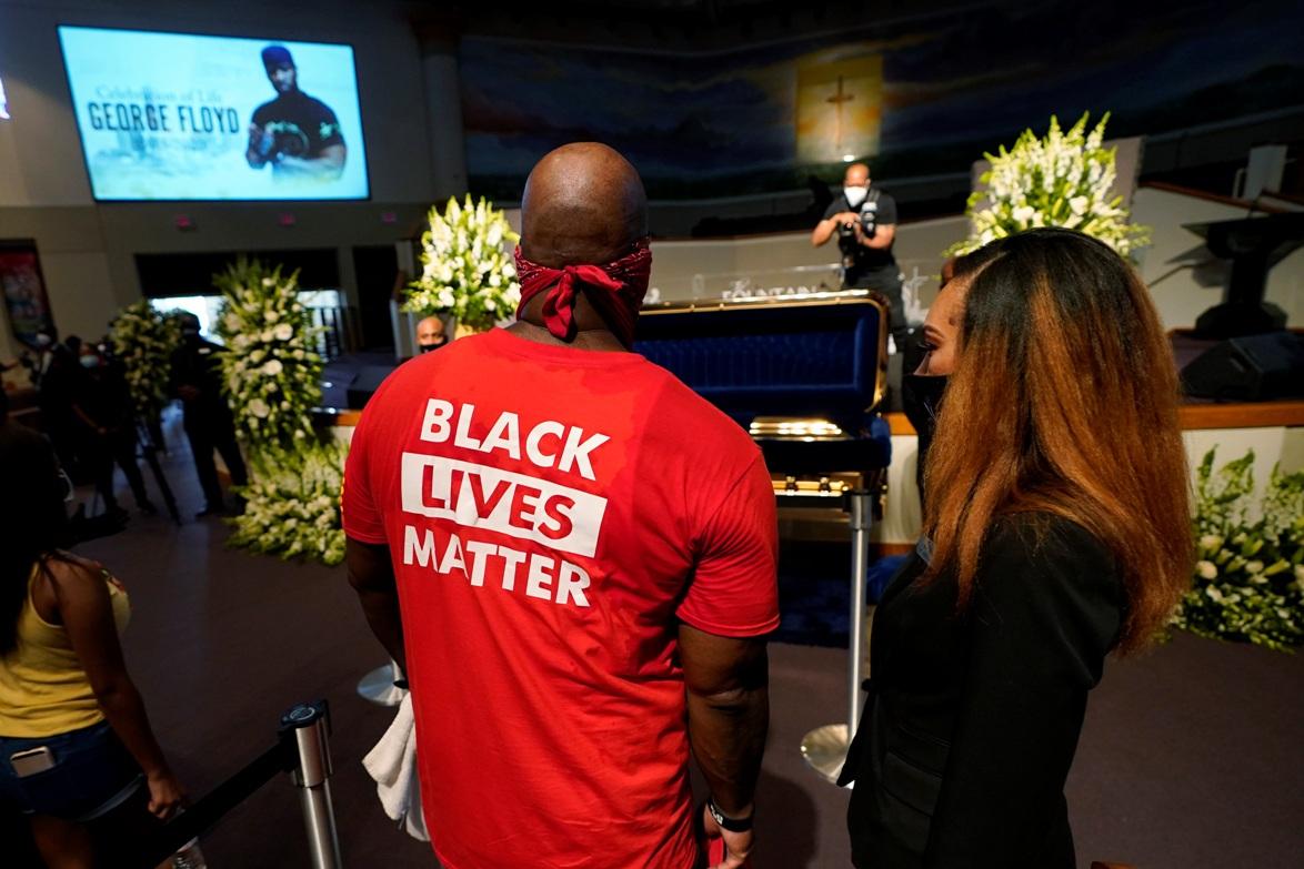 Sahrana Džordža Flojda, Amerika se oprašta od čoveka čija je smrt pokrenula proteste