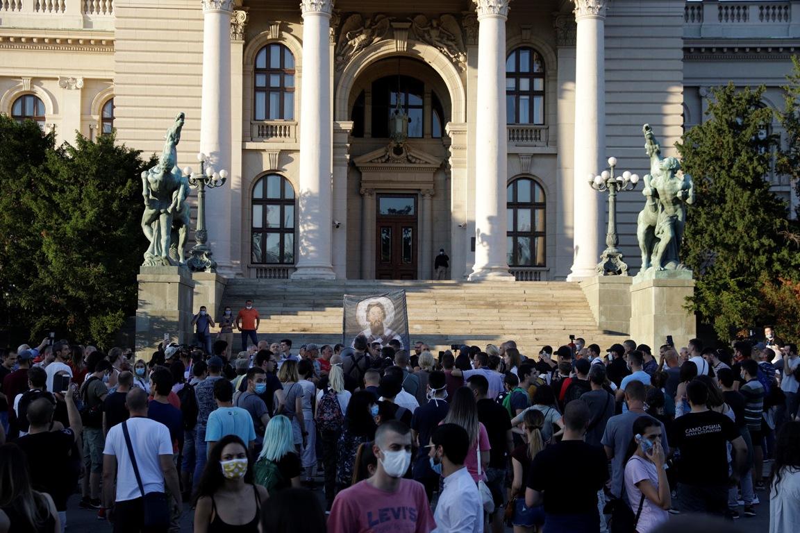 Novi protesti građana u Beogradu i više gradova Srbije