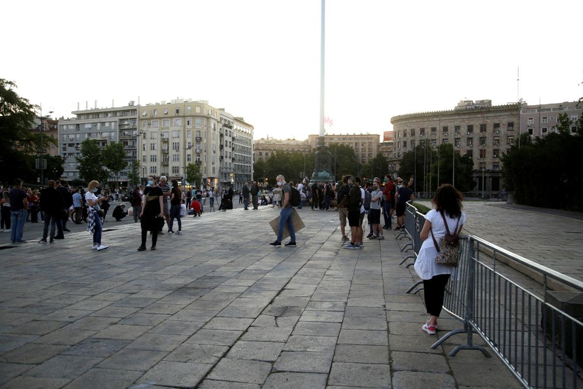 Protesti i večaras u nekoliko gradova Srbije