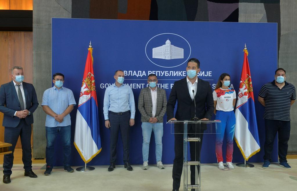 Srpskim sportistima besplatno testiranje na kovid-19