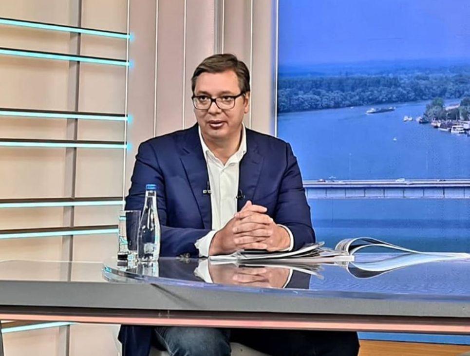 Vučić: Brine me ono što će biti tema u SAD i Briselu