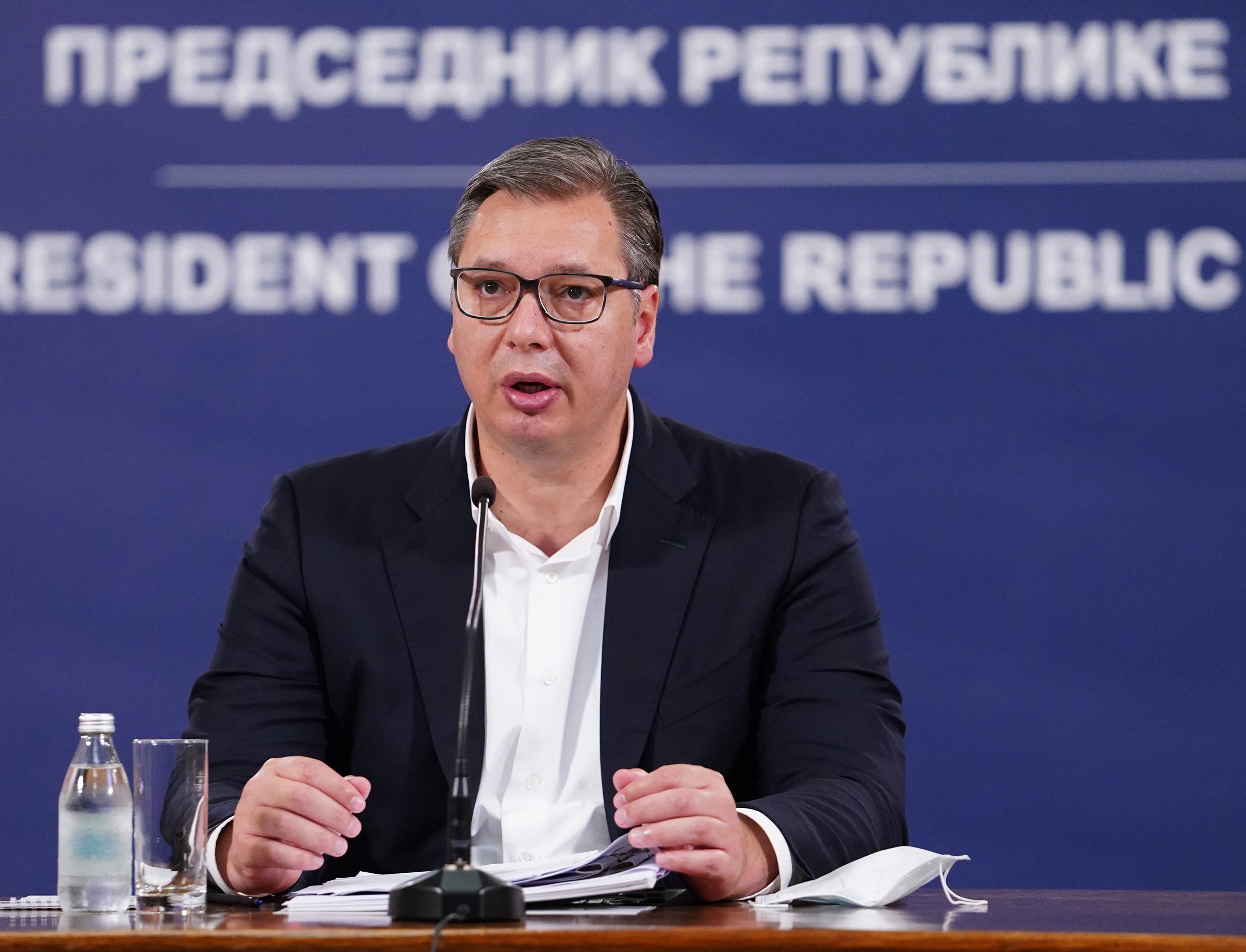 Vučić: Situacija sa korona virusom povoljnija, ali nije vreme za opuštanje