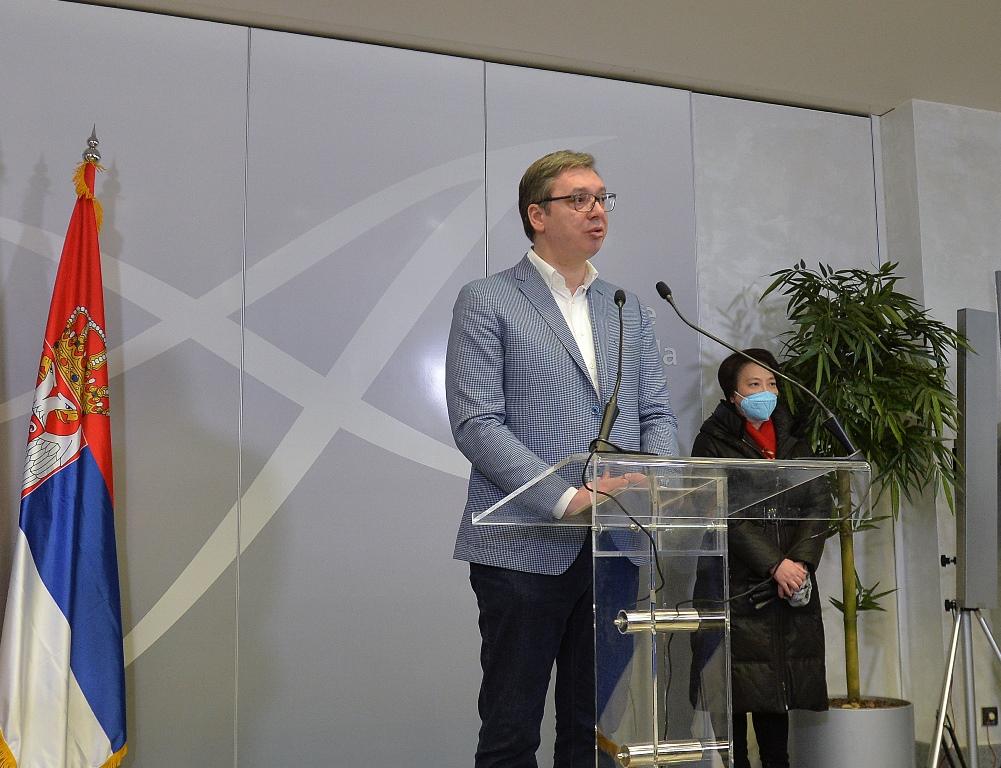 Vučić: Imamo sliku o mogućim učesnicima u ubistvu Ivanovića