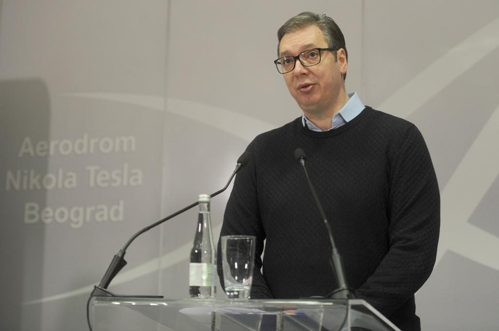 Vučić: Ne mogu da verujem da Kokeza neće na poligraf