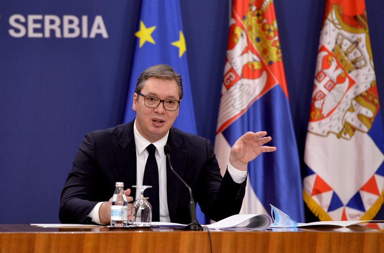 Vučić: Makron ne nameće stavove Francuske, želi da čuje srpsku stranu