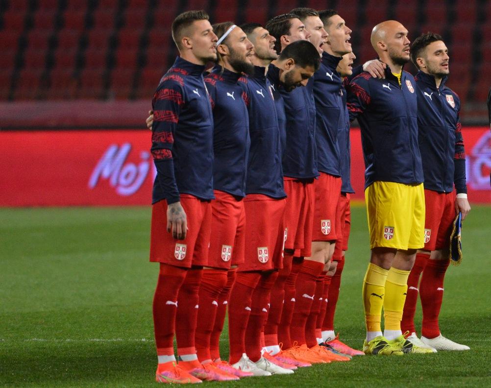 Fudbaleri Srbije otputovali u Baku