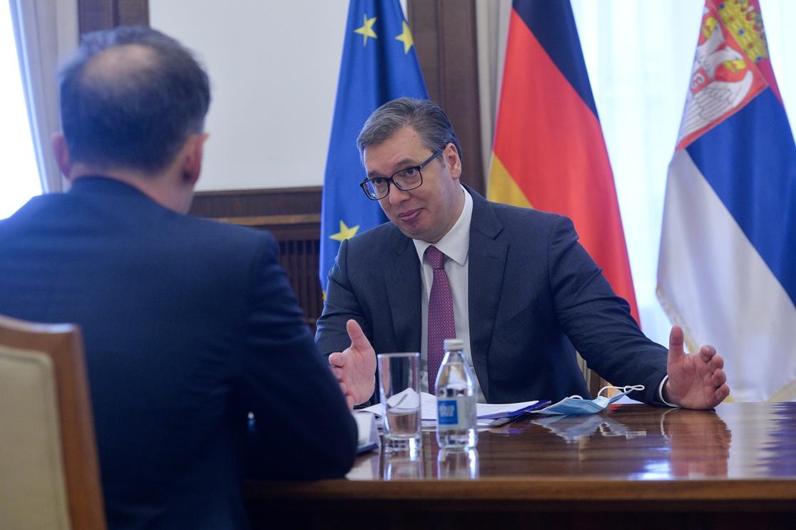 Vučić: Spremni smo za nastavak dijaloga, cilj kompromisno rešenje