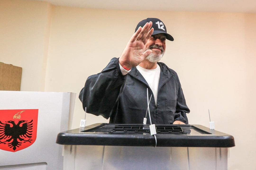 Rama zahvalio građanima, pohvalio izborni proces