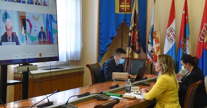 Joksimović: Održiva zelena tranzicija Jadransko-jonskog regiona
