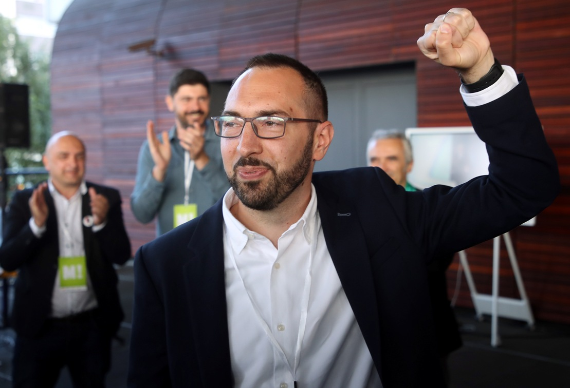 Tomašević gradonačelnik Zagreba, Penava pobedio u Vukovaru