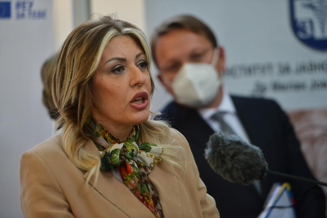 Joksimović: Pristali smo na manje doza da bi pomogli regionu