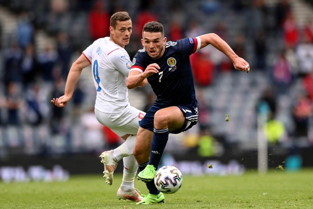 Dva gola Šika za pobedu Češke protiv Škotske