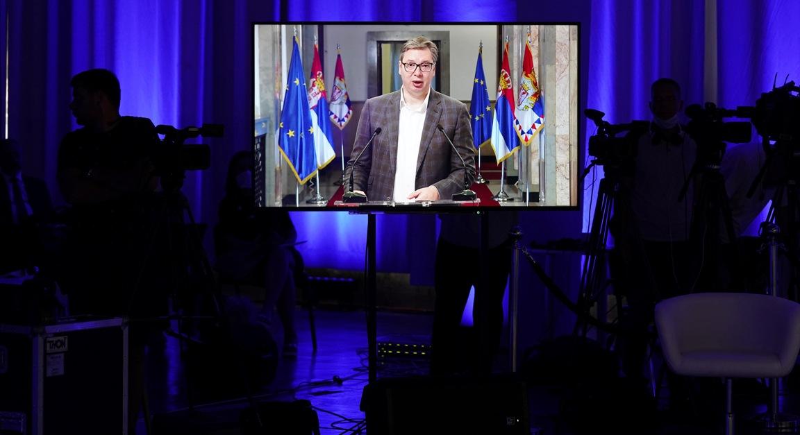Predsednik: IPA fondovi važni za ubrzanje reformi; Varheji: Srbija će otvoriti dva klastera ove godine