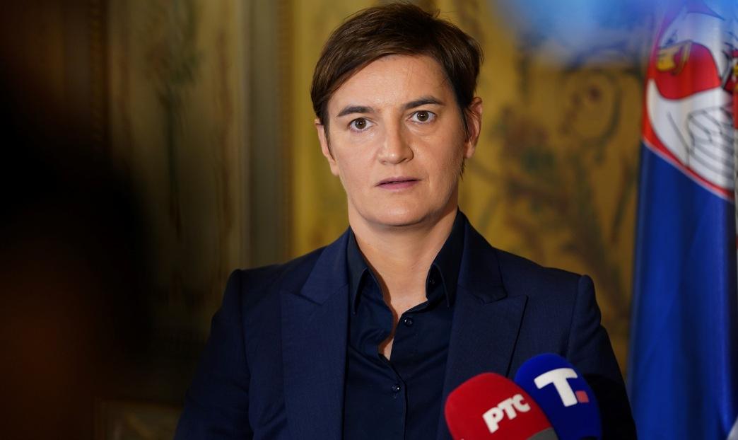 Brnabić: Očigledno je da je Beograd spreman na dijalog, a Priština ne