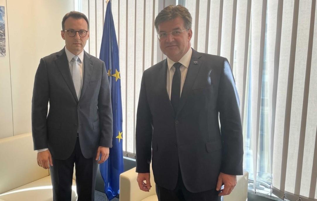 Završen sastanak delegacija Beograda i Prištine sa EU posrednicima u Briselu