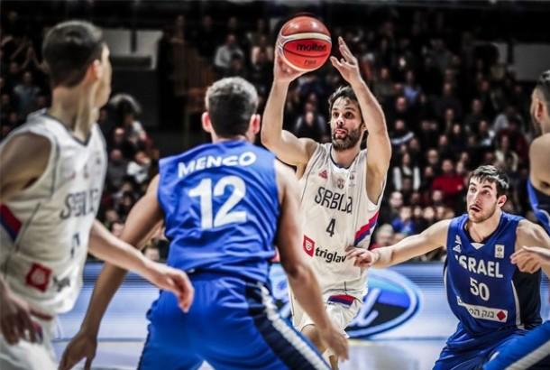 Srbija nadigrala Izrael i plasirala se na Svetsko prvenstvo