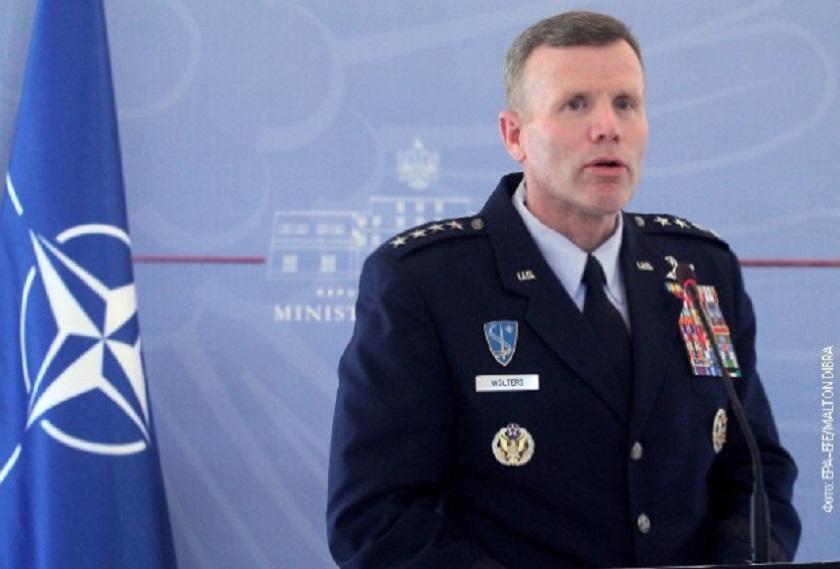 Vrhovni komandant NATO-a u Evropi stigao u Beograd, sutra sa Vučićem
