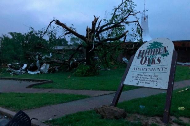 Snažan tornado u Misuriju, tri osobe stradale
