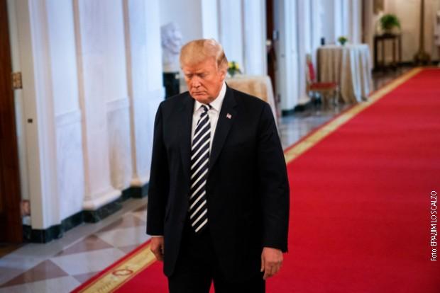 Tramp spreman da blokada administracije traje godinama