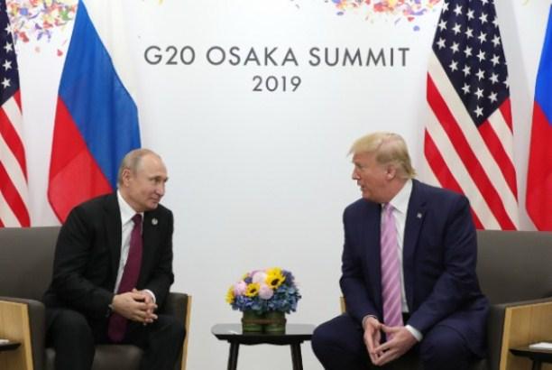 Sastanak Putina i Trampa