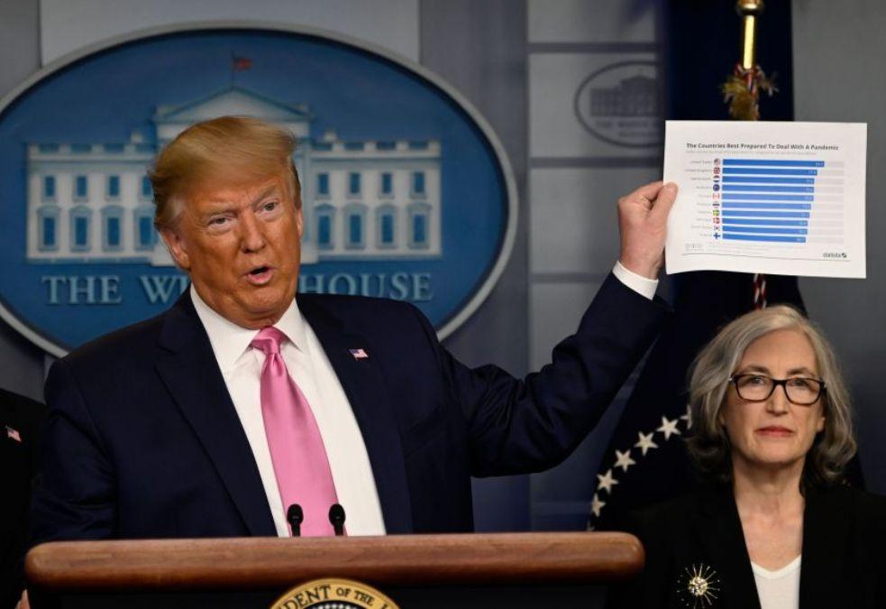 Tramp: Donećemo odluku o koroni po isteku 15-odnevnog plana