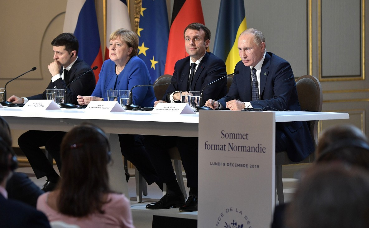 Putin zadovoljan rezultatima sastanka,Zelenski zadovoljan