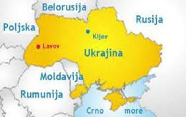 U nesreći ukrajinskog vojnog aviona poginule 22 osobe