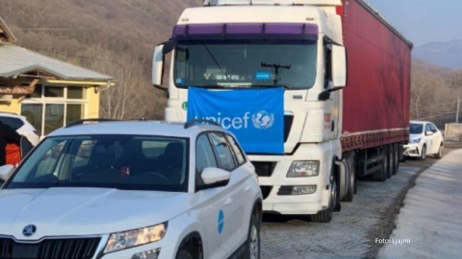 Pomoć UNICEF-a stigla i u srpske sredine na KiM