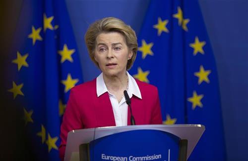 Fon der Lajen: EU će 2022. proizvesti 3,5 milijardi doza vakcina protiv korone