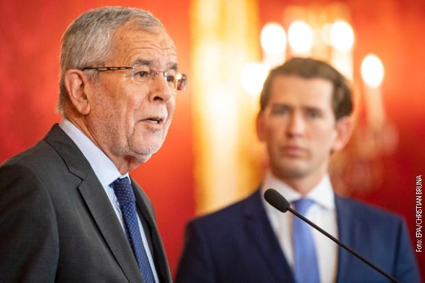 Predsednik Austrije za izbore u septembru