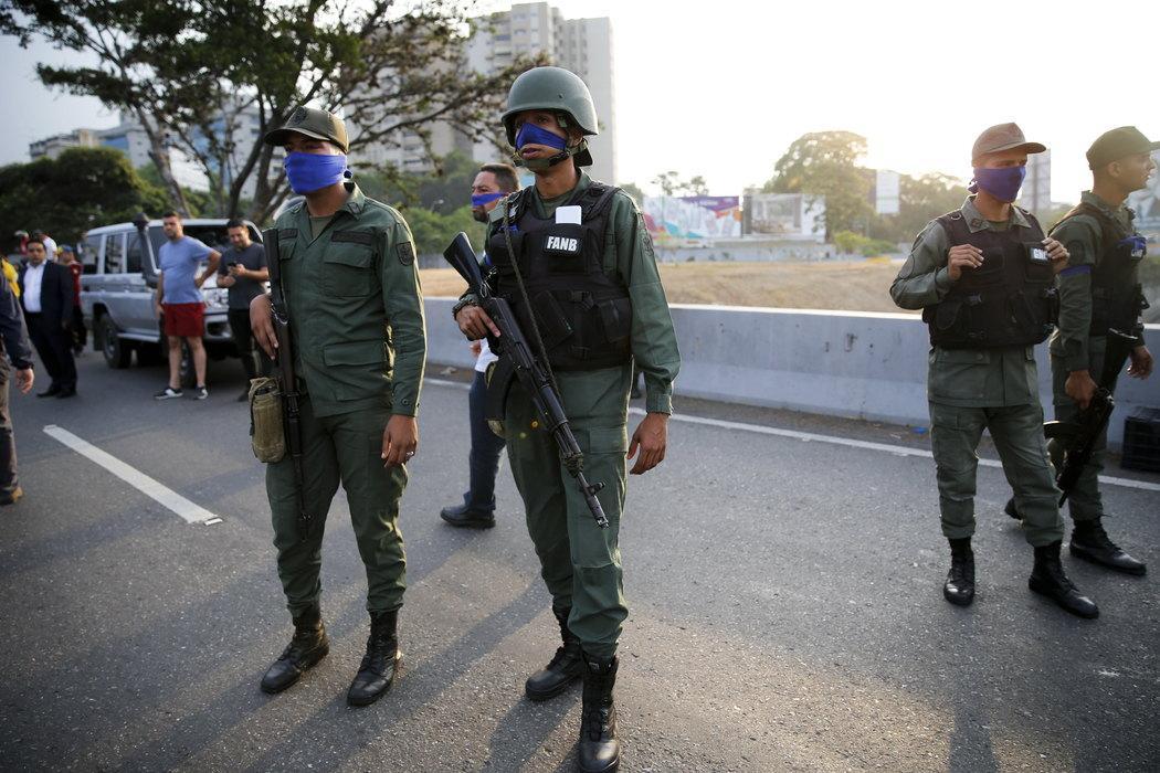 Venecuela: Pucnji tokom mitinga Gvaida, vojno vozilo pregazilo demonstrante