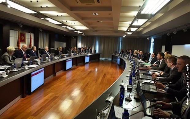 Utvrđen predlog zakona-vlada Crne Gore