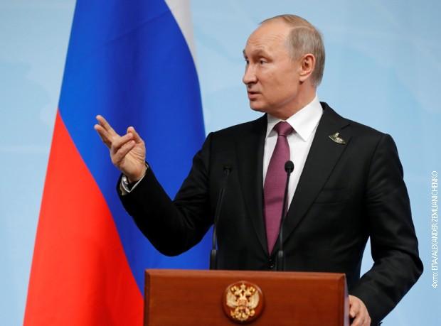 Putin ocenio zločin u Nici kao ciničan i surov
