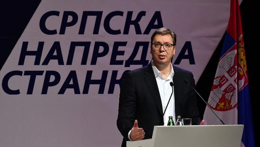 Vučić otkazao sve predizborne skupove