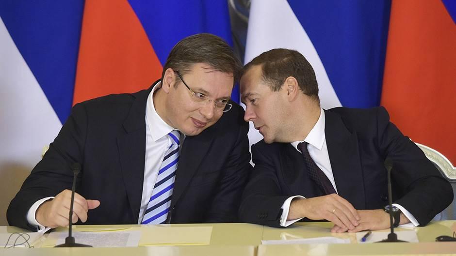 Vučić domaćin Medvedevu u Beogradu, 19. oktobra