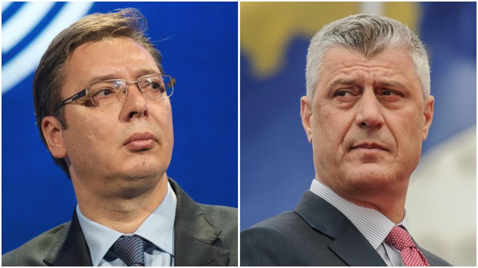 Kocijančič: Nije bilo tajnih razgovora Vučića i Tačija
