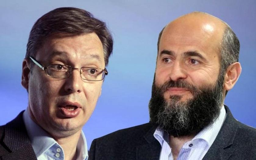 Vučić se sastao sa Zukorlićem