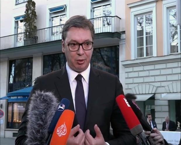 Vučić: Ono što nam Priština radi u Minhenu drugačije predstavljaju