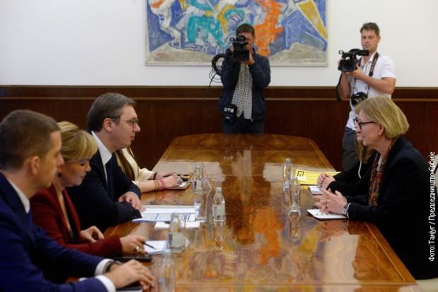 Nemačka će uvek podržavati Srbiju na evropskom putu