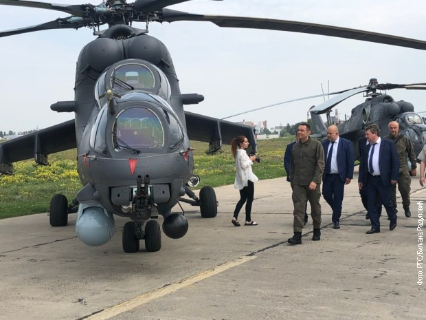 Helikopteri Mi-35 dogodine u Srbiji, ovo su mogućnosti ruskih