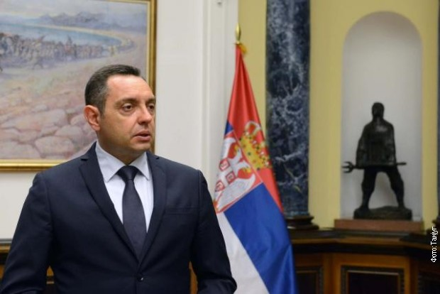 Vulin: Ako je Komšiću stalo do BiH, neka poštuje Dejtonski sporazum