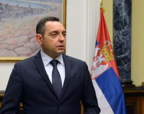 Vulin: Što se dopusti Albancima, neće se moći zabraniti Srbima