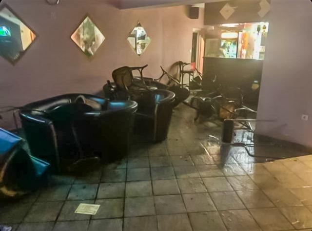 Napadnuti gosti kafića kod Knina dok su gledali