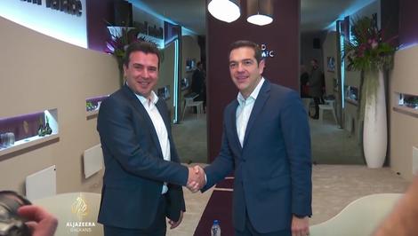 Cipras s poslanicima VMRO koji su glasali za novo ime