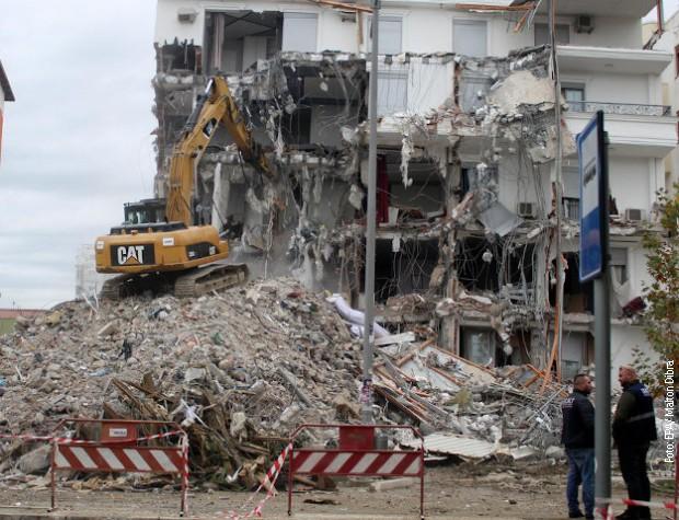 U zemljotresu u Albaniji evakuisano više od 3.000 ljudi