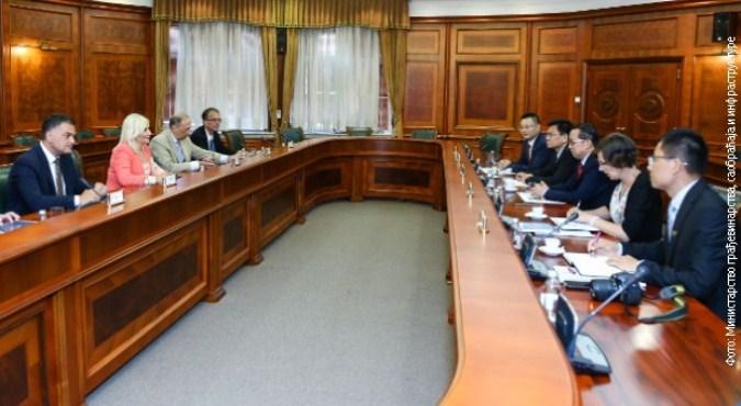 Mihajlovićeva zahvalila rukovodstvu