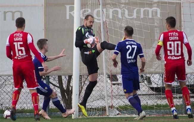 Zvezda savladala Maribor