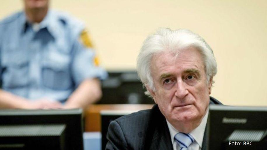 Radovan Karadžić biće prebačen u zatvor u Britaniji