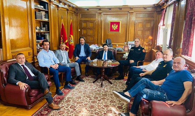 Abazović čestitao policiji: Branimo nacionalne interese Crne Gore